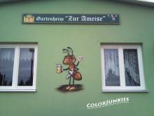 """Gartenheim """"Zur Ameise"""" Kirchberg"""