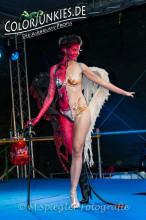 1. Oberfränkisches Bodypaintingfestival 16.08.2014