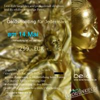 Goldshooting Flyer bella