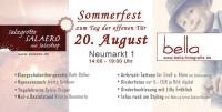 Sommerfest bella